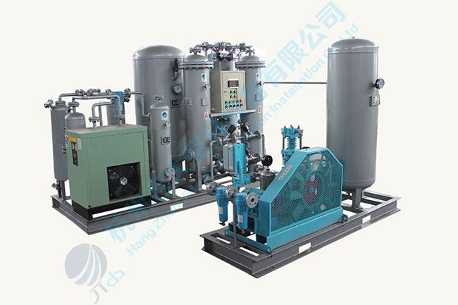 制氮机控制系统的组件有哪些呢?